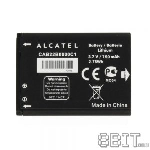 Аккумулятор Alcatel One Touch 2012D / CAB22D0000C1 / CAB22B0000C1 (750 mAh)